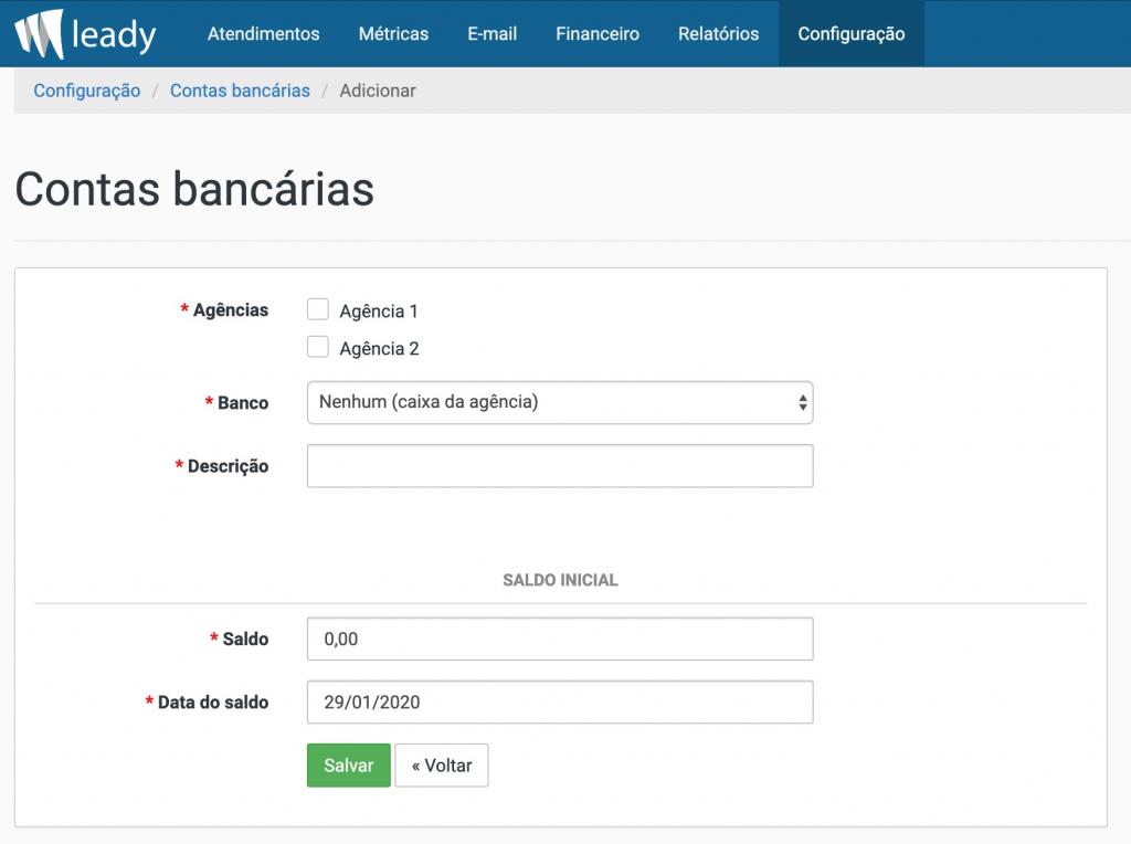 sistema-leady-adição-contas-bancárias